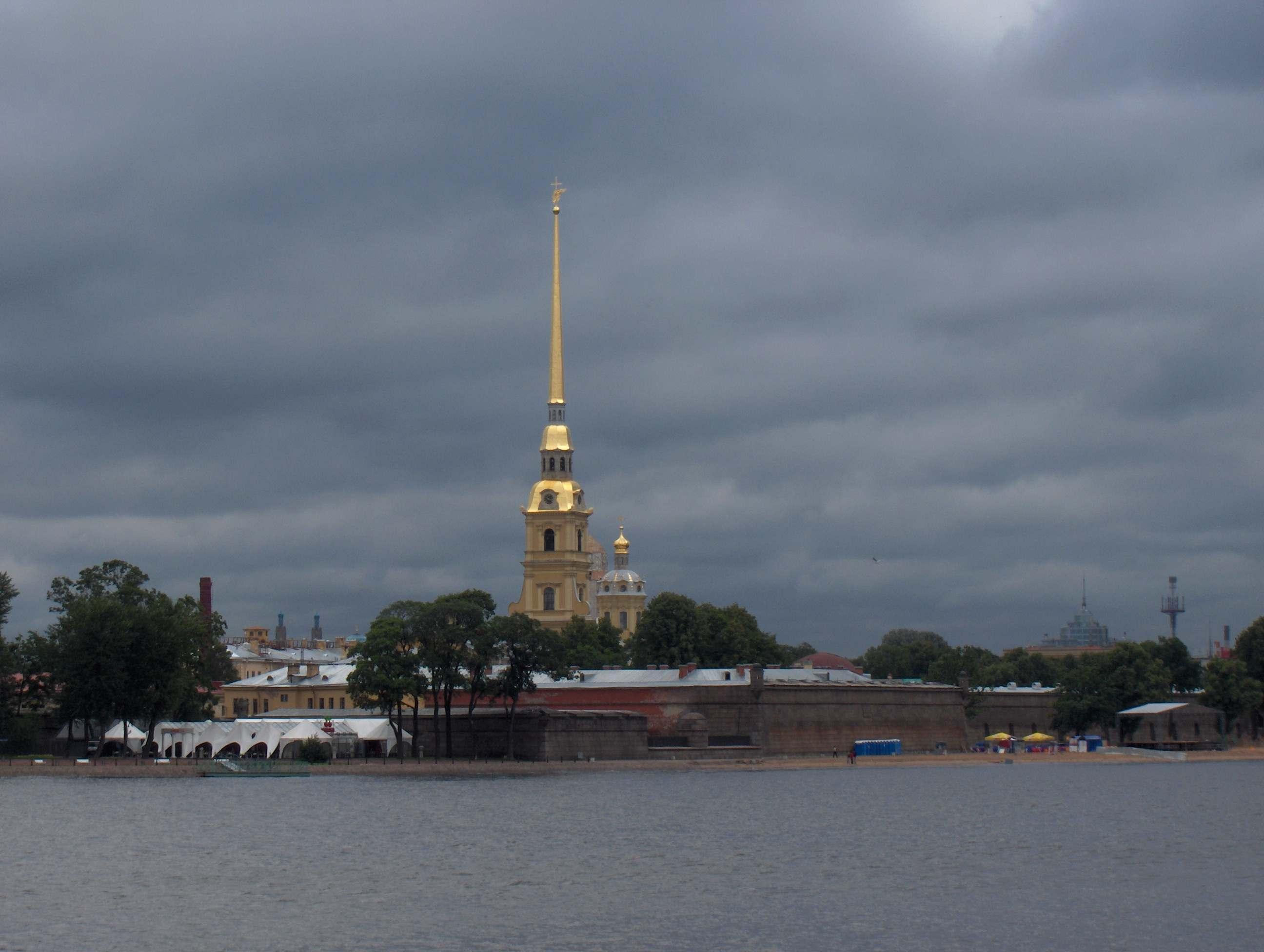 Petite Histoire Imagée De La Forteresse Pierre Et Paul: Croisière St Petersbourg-Moscou